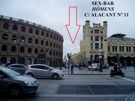 Ubicación de Sexbar Hòmens
