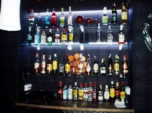 Variedad de bebidas